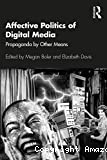 Affective politics of digital media