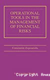 Operational tools in the management of financial risks