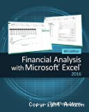 Financial analysis with Microsoft Excel