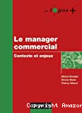 Le manager commercial