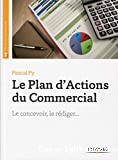 Le plan d'actions du commercial