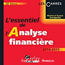 L'essentiel de l'analyse financière 2014-2015