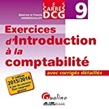 DCG 9 - Exercices d'introduction à la comptabilité