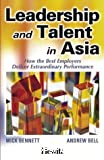 Leadership talent in Asia