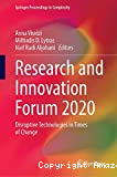 Research and innovation forum 2020