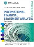 International financial statement analysis workbook