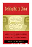 Selling big to China