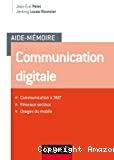 Aide-mémoire de communication digitale