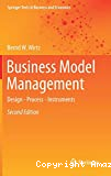 Business model management