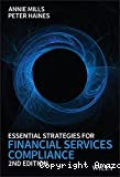 Essentials strategies for financial services compliance