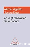Crise et rénovation de la finance